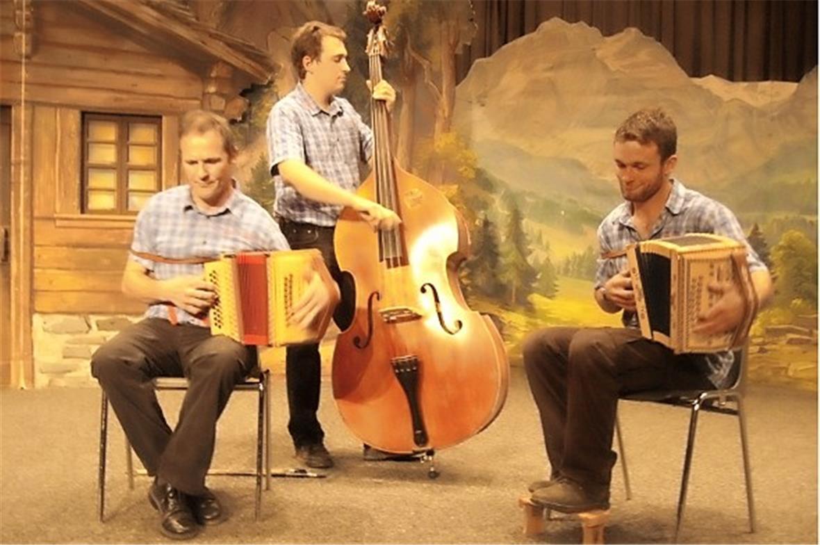 Schwyzerörgeli-Trio