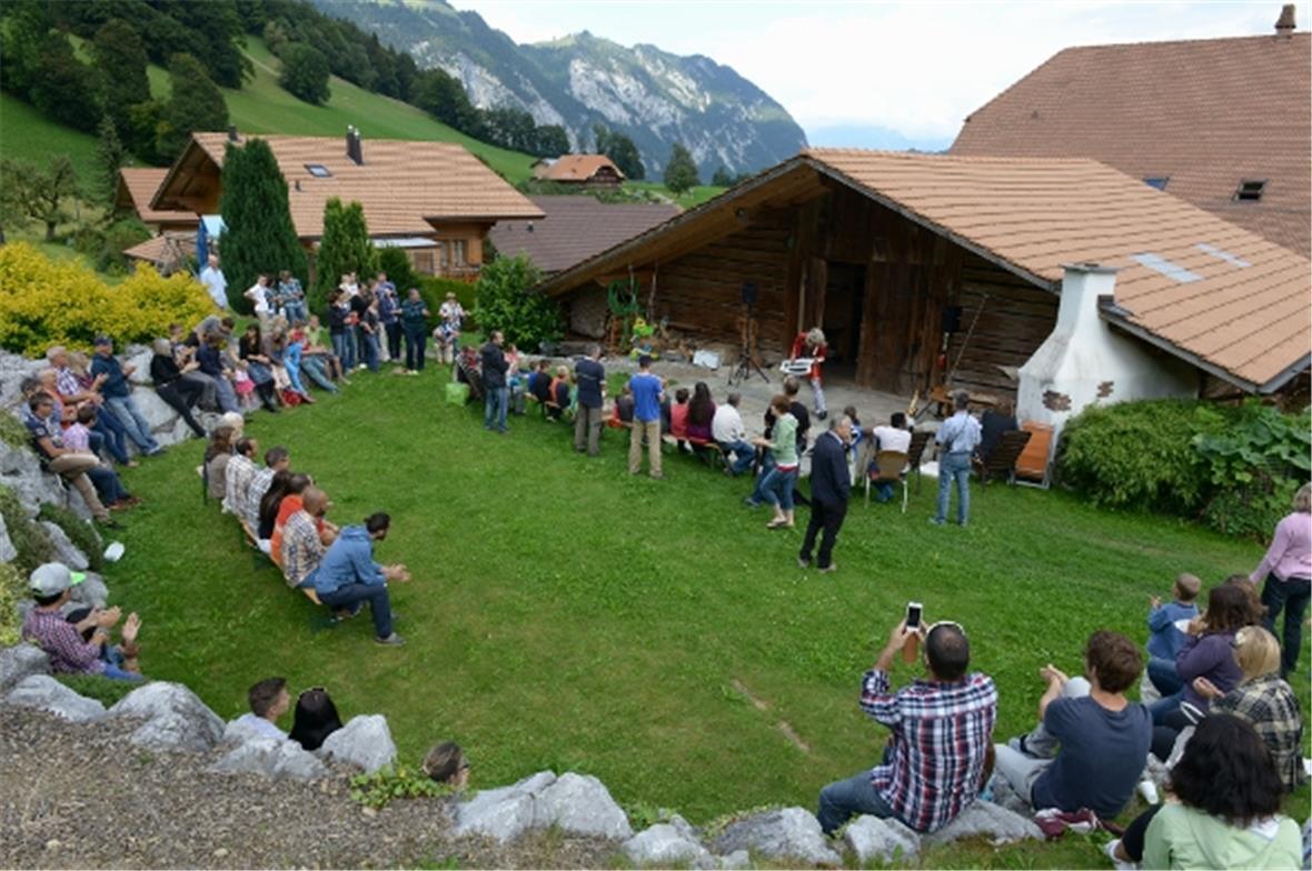 20 Jahre Internat Grosshaus in Diemtigen