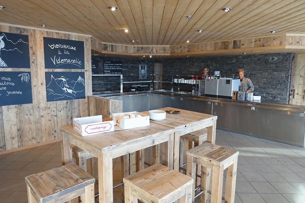 Renovierte Bergrestaurants der Bergbahnen Destination Gstaad