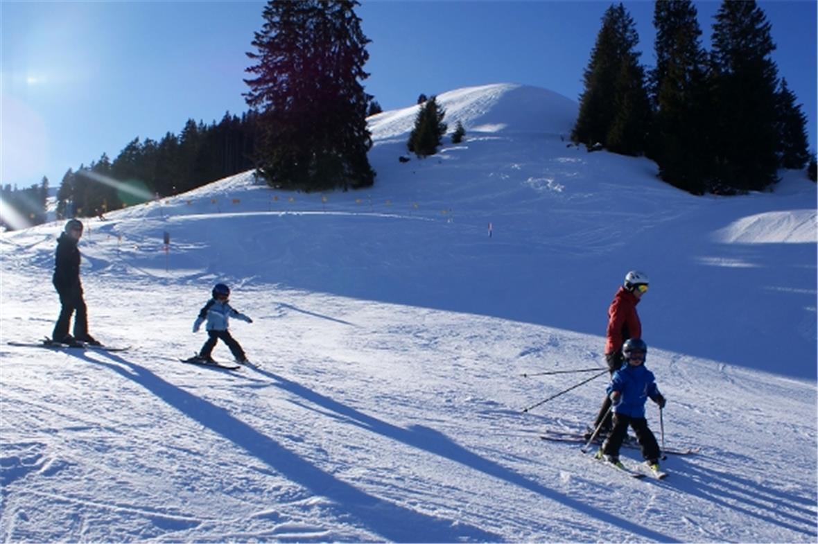 wintersport vom feinsten auf ski safari von der grimmialp. Black Bedroom Furniture Sets. Home Design Ideas
