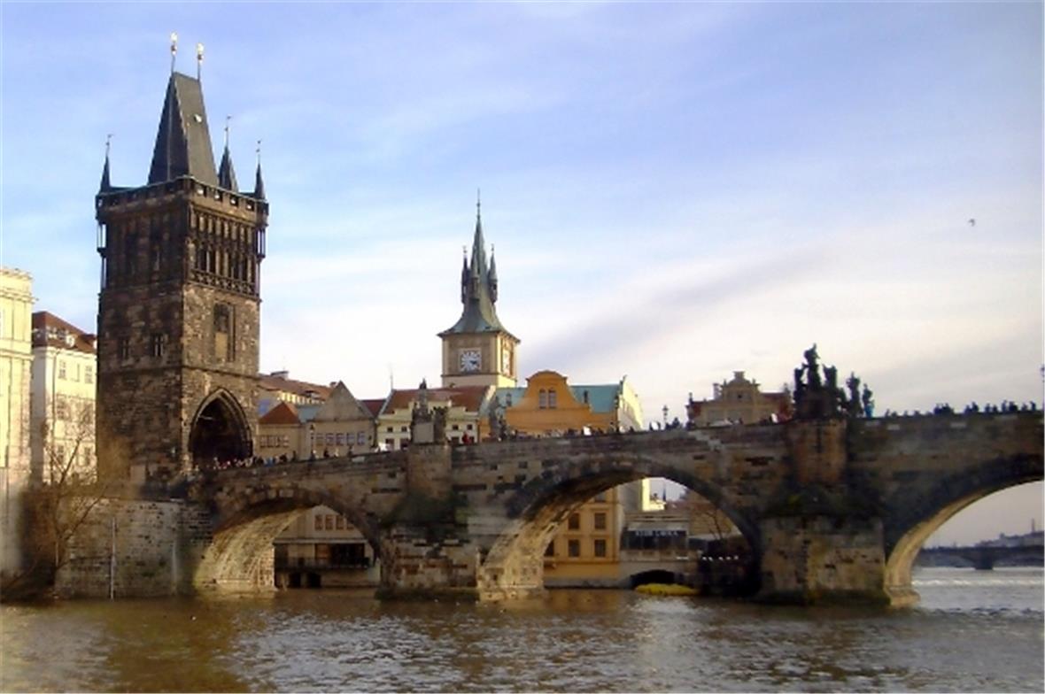 h Prag, der «Mutter aller Städte»